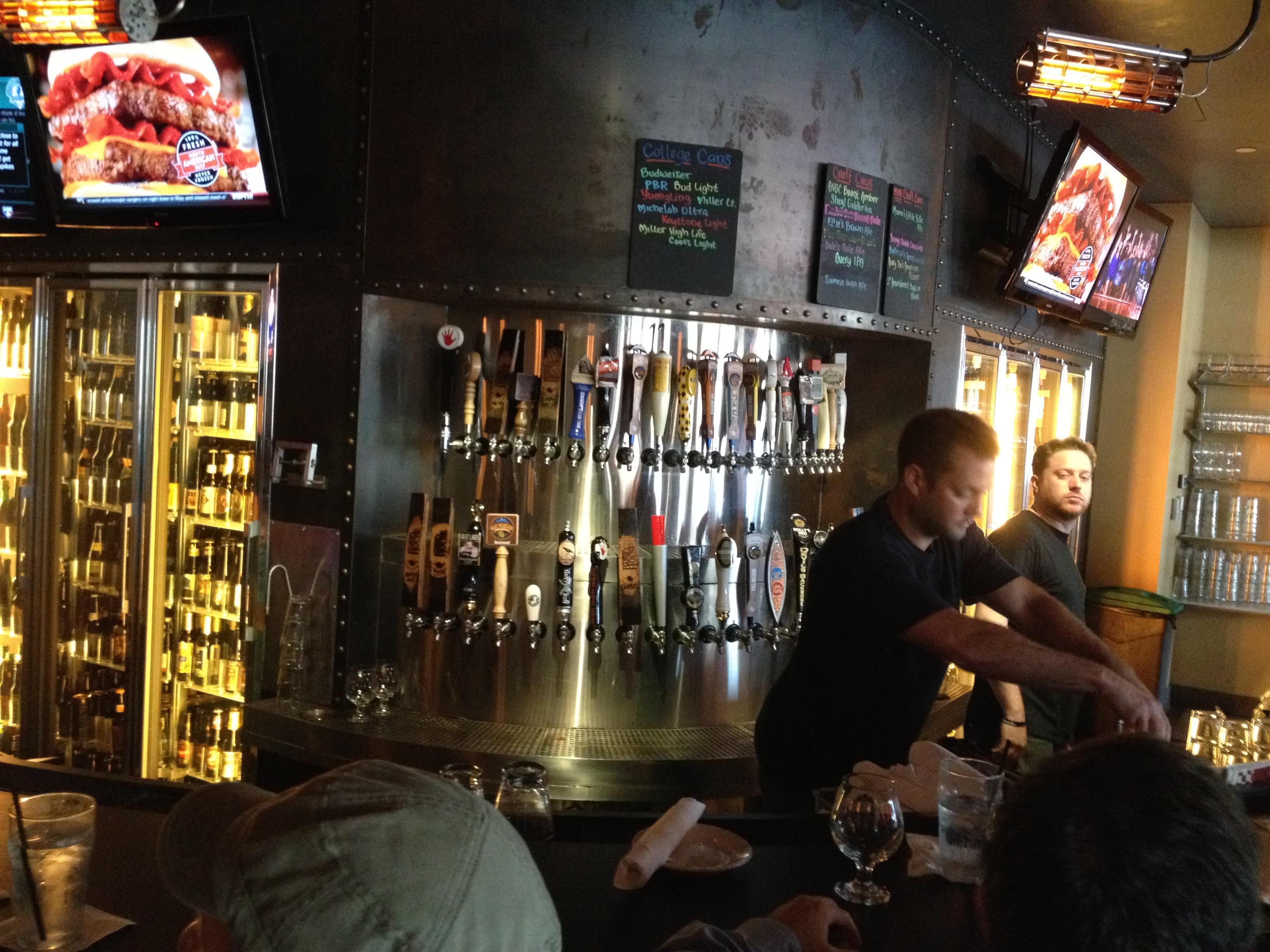 Rustico Ballston Happy Hour Unique Eats Dc